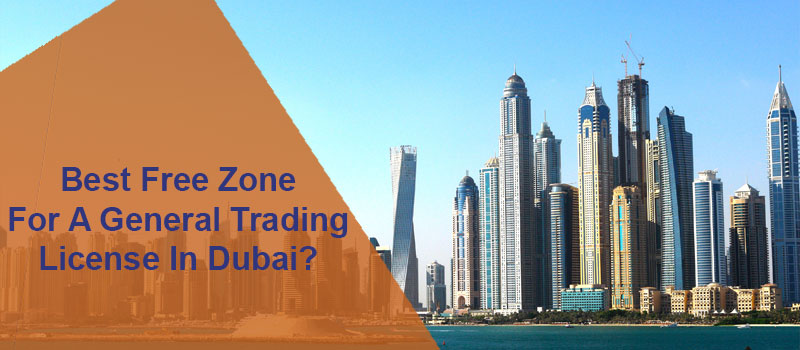 Free zone General Trading license in dubai