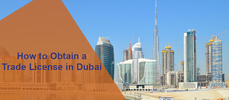 how to obtain trade license in dubai