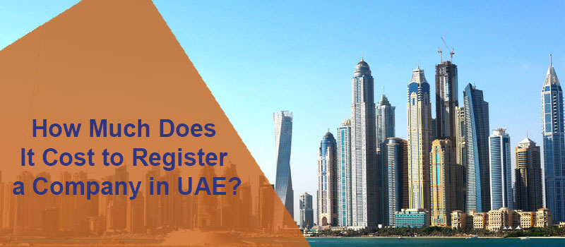 How Much Does It Cost to Register a Company in UAE?